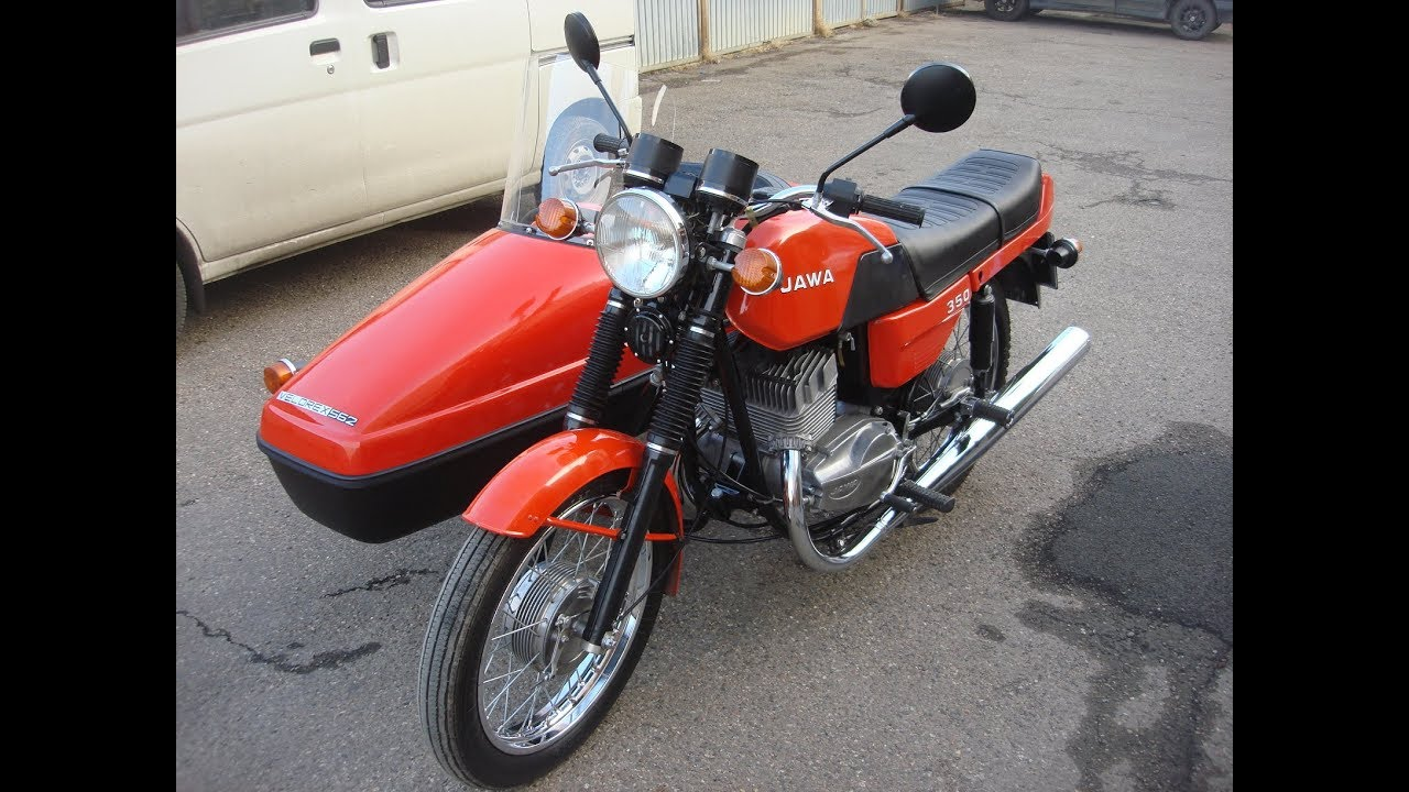 Запчасти на мотоциклы Ява