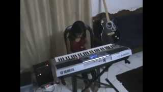 Jan Gan Man (National Anthem of India) on Keyboard by Divya Bhumi - YAMAHA psr i455