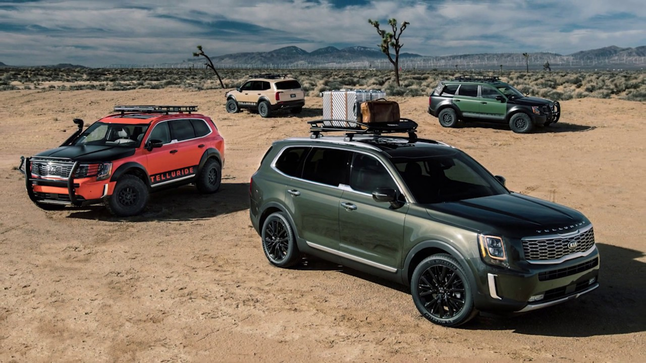 2020 Kia Telluride Lease Special And Low Apr Offer Premier Kia