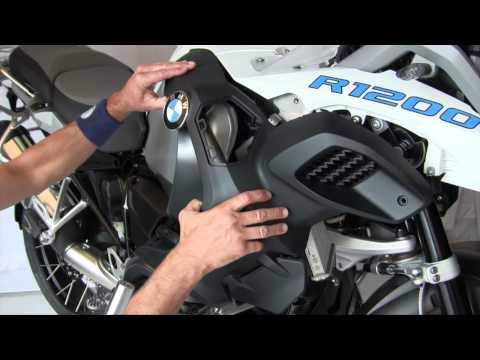 Wunderlich Anbauvideo Wasserkühlerschutz R 1200 GS LC ADV // 42380-000