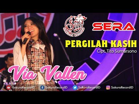 Free Download Via Vallen - Pergilah Kasih [official] Mp3 dan Mp4