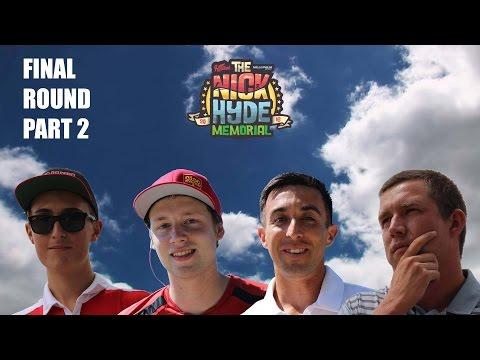 The Disc Golf Guy - Vlog #381 - Paul McBeth, Simon Lizotte, Nate Sexton, Eagle McMahon