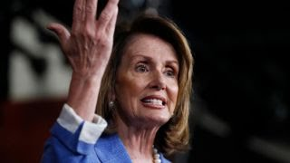 Nancy Pelosi under pressure, From YouTubeVideos