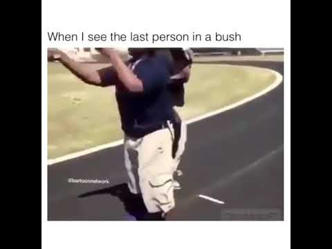*FORTNITE MEME* - *YEET KID* When I See The Last Person In The Bush