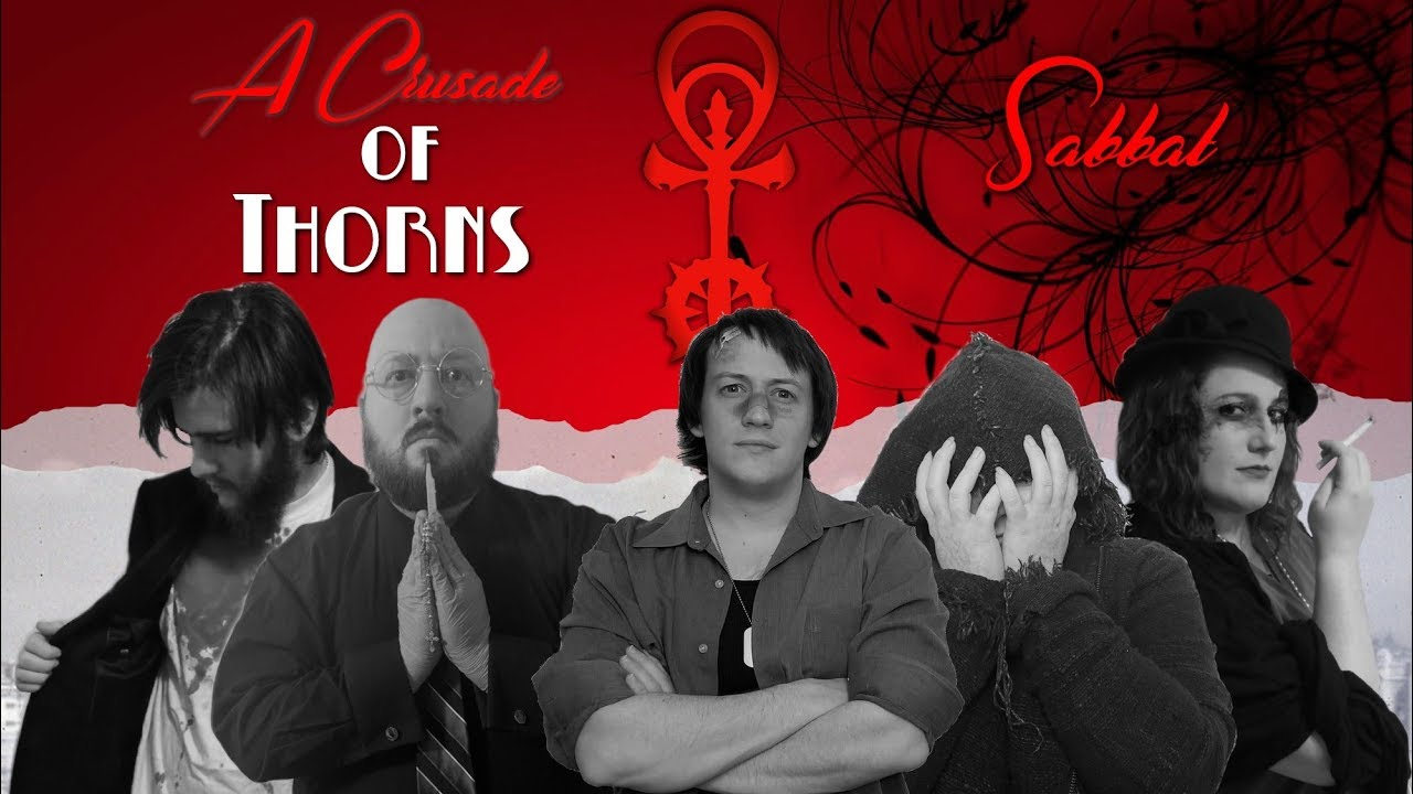 A Crusade of Thorns – A Vampire (V5) Chronicle Collaboration