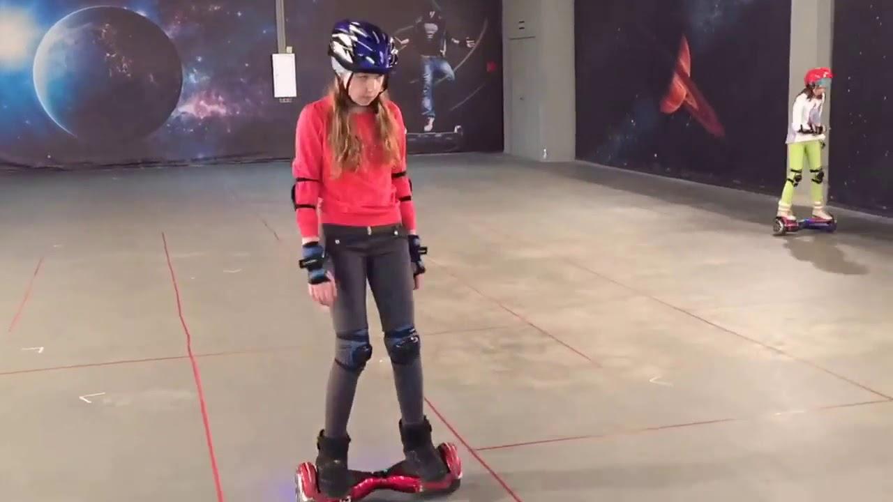 Гироскутер спортмастер - YouTube