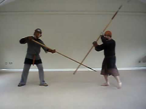 Irish Two-Handed Spear Fighting Combat Guide - tutorials