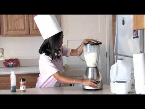 How to make a chocolate milkshake without ice cream or yogurt
