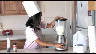 Banana Milk Shake When You Have No Ice Cream