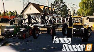 FARMING SIMULATOR 19 #64 - NON BADIAMO A SPESE! w/Robymel81 - NF MARSCH ITA