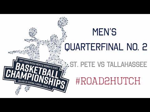 MBB Quarterfinal: St. Petersburg vs Tallahassee