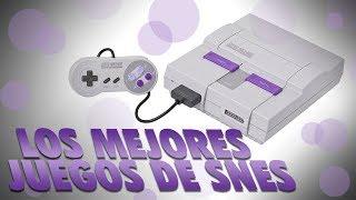 Los 5 Mejores juegos del Super Nintendo