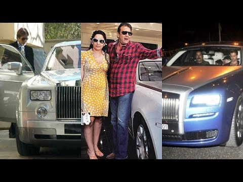 Bollywood Celebrity Who Owns Rolls Royce
