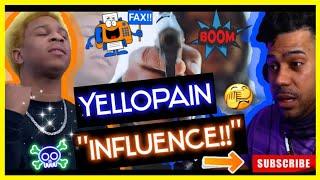 YelloPain - Influence (PDP REACTION!!)