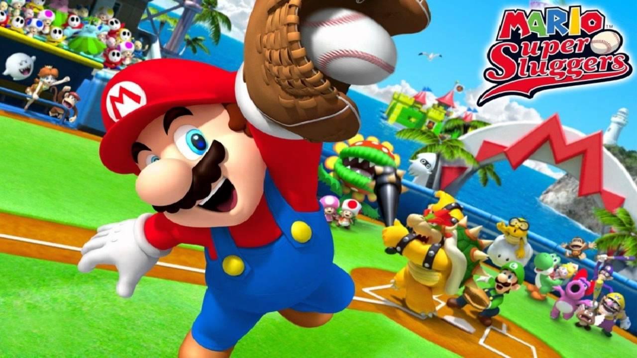 Mario Super Sluggers Music