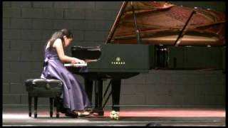 Annie (11) Plays Chopin Ballade No. 1 in G minor, Op. 23
