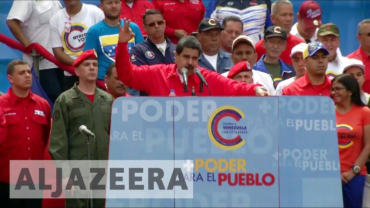 Venezuelan president offers dialogue with opposition