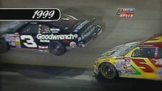 NASCAR Bristol Motor Speedway Race Highlights 1990-2008 HD