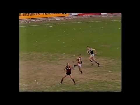 Nicky Winmar takes a Screamer