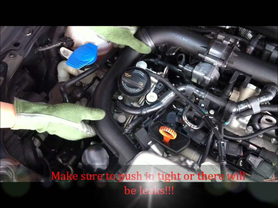 TMC Installation Video for 14 Tsi Twincharged Engines - YouTube