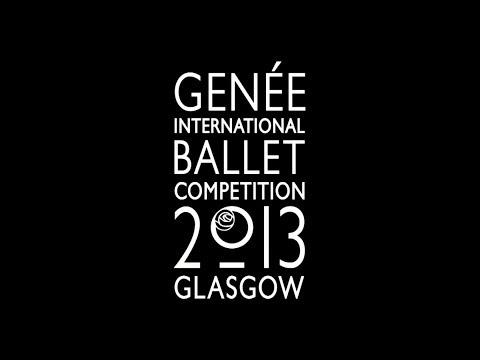 Genée International Ballet Competition - Glasgow 2013