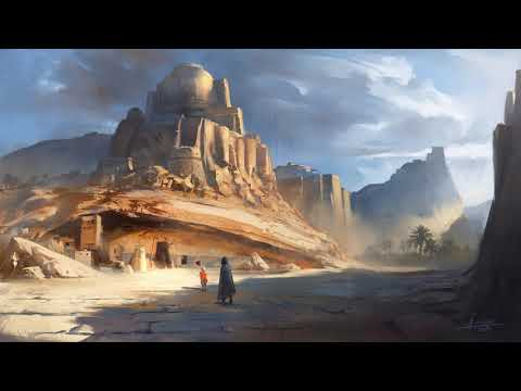 """Desert Traveller"" - Liquid Drum N Bass Mix"