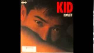 KIDのB面 レコードのため音がひずむ時があります.
