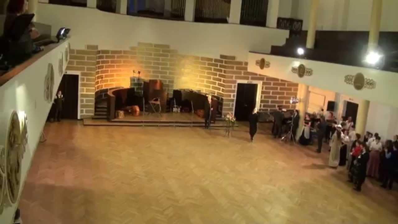 """00711 Folkloras mūzikas un deju kopas DANDARI 35 g. jubilejas """"kadriļu balle"""""""""""