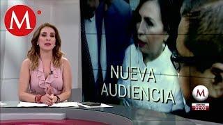 Rosario Robles dice que sí avisó a Peña Nieto sobre irregularidades