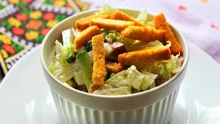 Салат из Пекинской Капусты ♥ На Скорую Руку ♥ Рецепты NK cooking