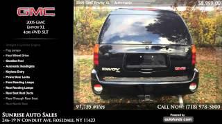 Used 2005 GMC Envoy XL | Sunrise Auto Sales, Rosedale, NY