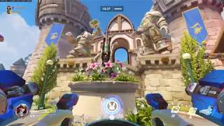Overwatch - Reaper raves party