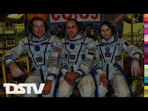 A JOURNEY TO THE ISS - SPACE DOCUMENTARY