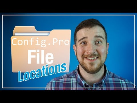 How to Manage your Creo Config.Pro Files and Locations