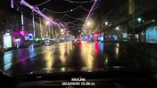 neoline Optimex A7 Ночью