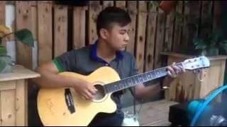 Jingle Bell Guitar - Trương Quang Hiếu