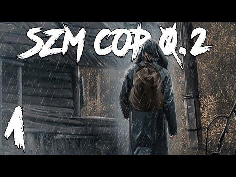 S.T.A.L.K.E.R. SZM CoP 0.2 #1. Поиски легенд Зоны
