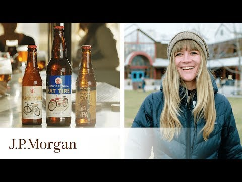 New Belgium Brewery: Brewing Good Business | J.P. Morgan