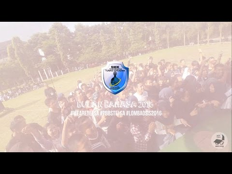 BULAN BAHASA SMK TELEKOMUNIKASI TUNAS HARAPAN 2016