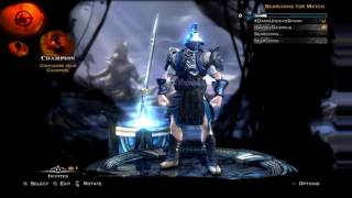 Playstation Now PC: God Of War Ascension Gameplay Part 2