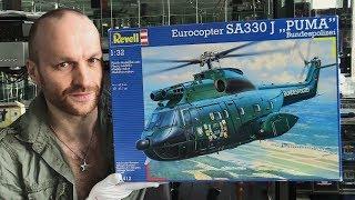 Обзор модели вертолета EUROCOPTER SA-330J