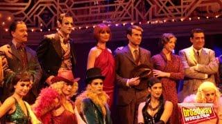 Cabaret El Musical - presentación (Teatro Rialto)