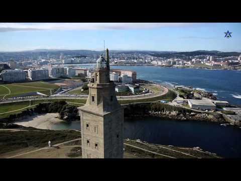 A Coruña. Un lugar para a ilusión. Galego.