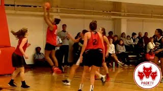 Women's Club Basketball vs  Wake Forest (November 10th, 2018)