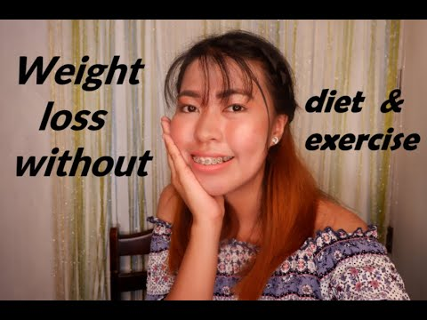 How to Lose weight fast without diet and exercise / Benefits of CHIA SEEDS / Jemimah Villanueva