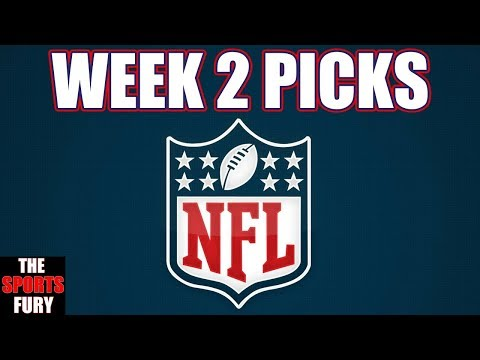 NFL Week 2 Picks