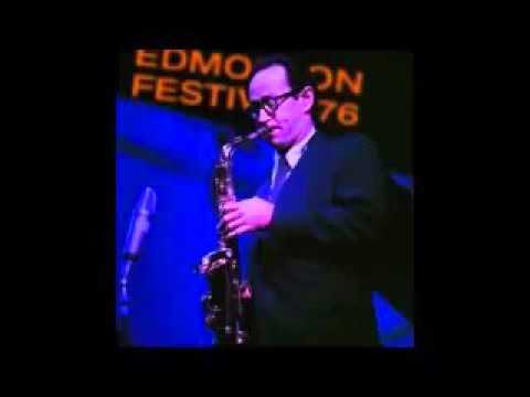Paul Desmond, in Medley, Live Concert, Edmonton, 1976.
