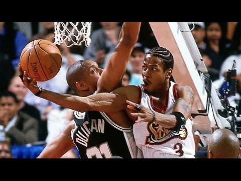 Allen Iverson's Best Play of EACH NBA All-Star Game!