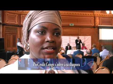 ProCredit Congo s'ouvre à sa diaspora