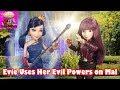 Evie Uses Her Evil Powers on Mal - Part 43 - Descendants Reversed Disney